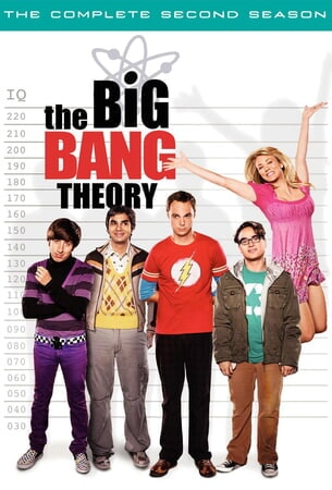The Big Bang Theory: Season 2 - Image - Image 2