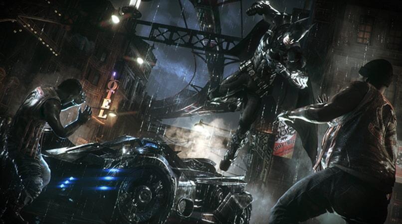 Batman: Arkham Knight - Image - Image 2