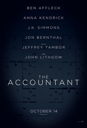 The Accountant - Poster 2
