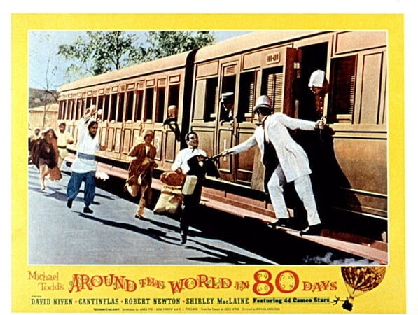 Around the World in 80 Days - Poster 6