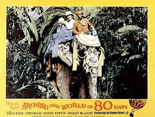 Around the World in 80 Days - Poster 7