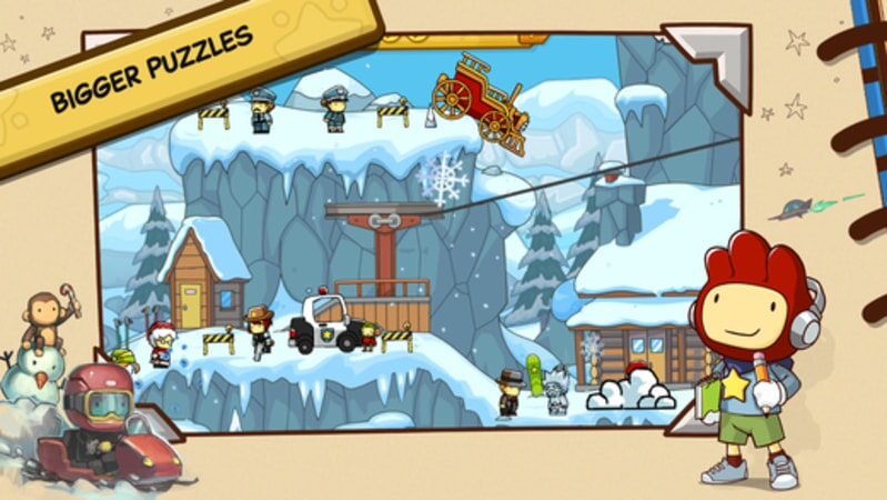 Scribblenauts Unlimited - Image 3