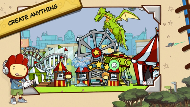 Scribblenauts Unlimited - Image 4