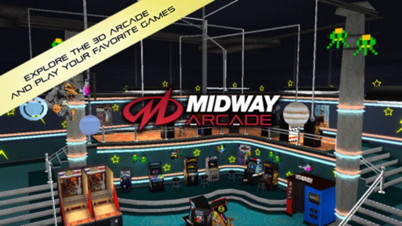 Midway Arcade  - Image 2