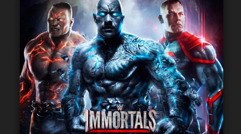 WWE Immortals - Image - Image 1