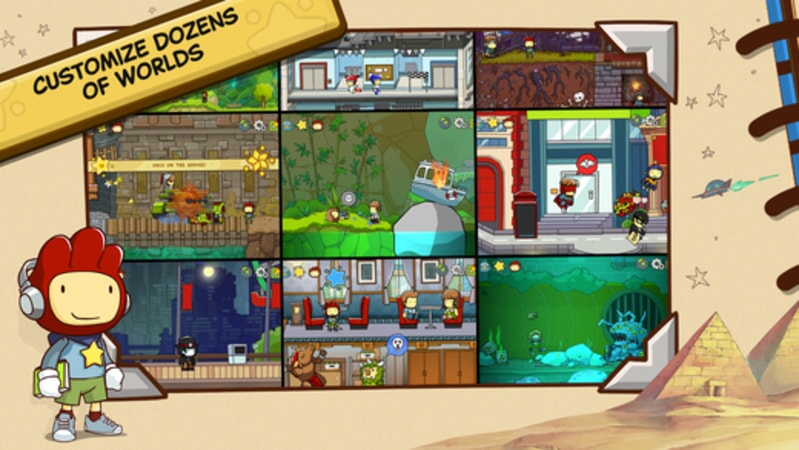 Scribblenauts Unlimited - Image 2