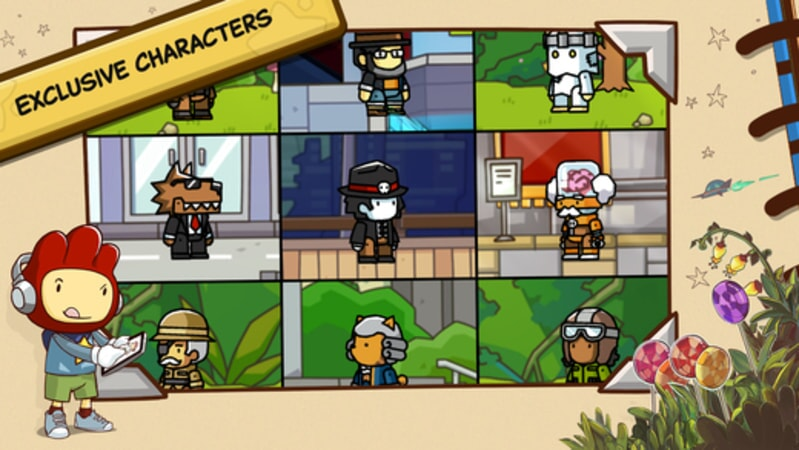 Scribblenauts Unlimited - Image undefined