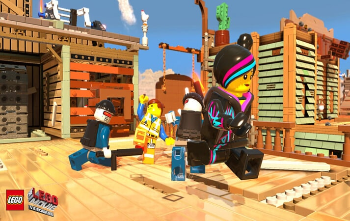 The LEGO Movie Videogame - Image - Image 5