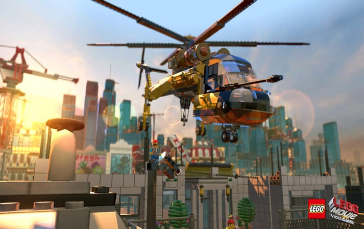 The LEGO Movie Videogame - Image - Image 1