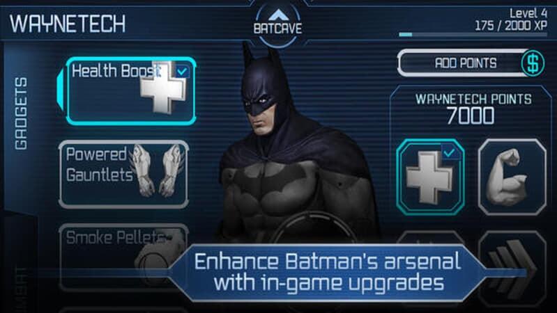 Batman: Arkham City Lockdown - Image undefined
