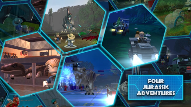 LEGO Jurassic World - Image 2