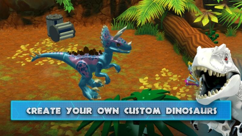 LEGO Jurassic World - Image undefined