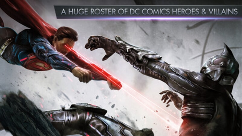 Injustice: Gods Among Us - Image - Image 1