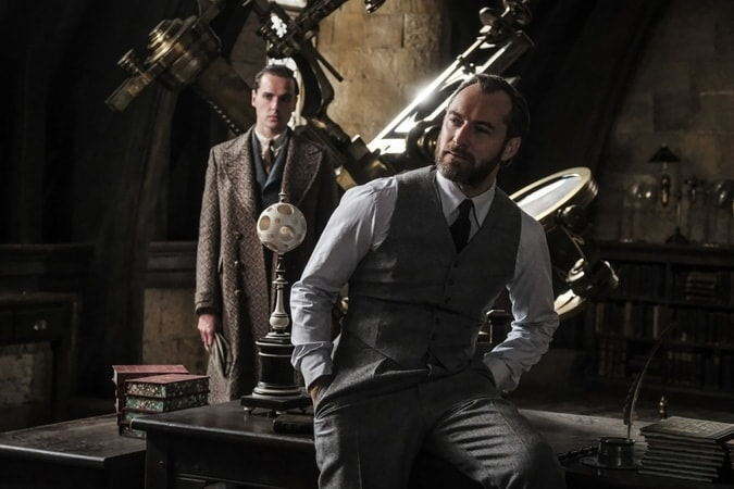 Fantastic Beasts: The Crimes Of Grindelwald - Image - Image 4