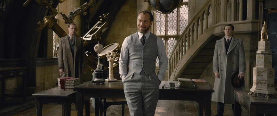 Fantastic Beasts: The Crimes Of Grindelwald - Image - Image 13