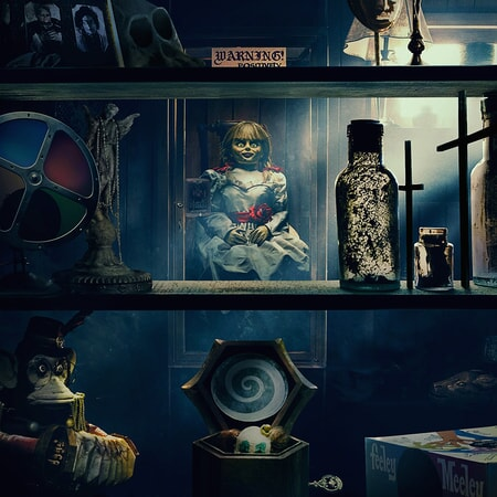 Annabelle Comes Home - Image - Image 1
