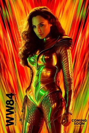 Wonder Woman 1984 - Poster 4