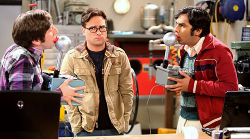The Big Bang Theory: Season 5 - Image undefined