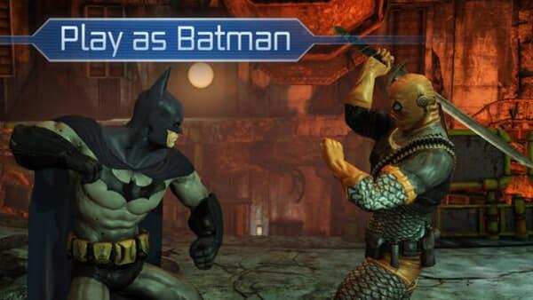 Batman: Arkham City Lockdown - Image - Image 2