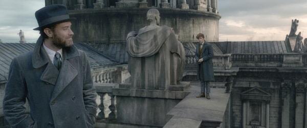 Fantastic Beasts: The Crimes Of Grindelwald - Image - Image 12