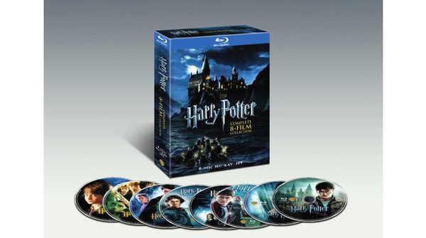 Harry Potter: The complete 8-Film Collection - Image - Image 1