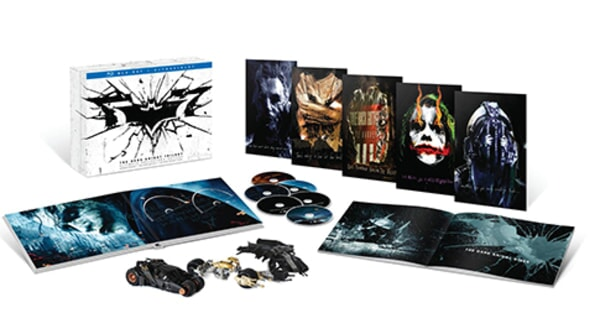 The Dark Knight Trilogy: Ultimate Collector's Edition - Image - Image 1