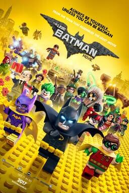 The LEGO Batman Movie - Key Art
