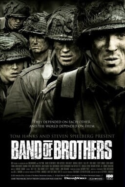 Band of Brothers (TV Miniseries) - Key Art