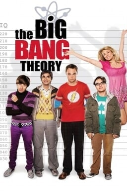 The Big Bang Theory: Season 2 - Key Art