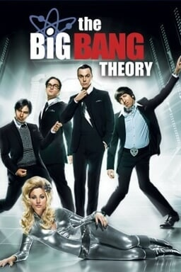 The Big Bang Theory: Season 4 - Key Art