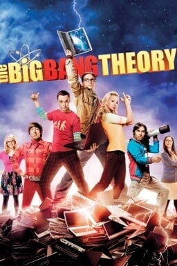 The Big Bang Theory: Season 5 - Key Art