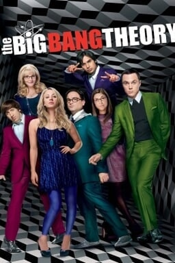 The Big Bang Theory: Season 6 - Key Art