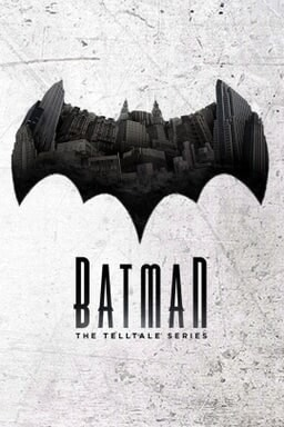 Batman: The Telltale Series - Key Art