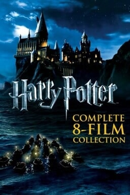 Harry Potter: The complete 8-Film Collection - Key Art