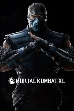 Mortal Kombat XL - Key Art