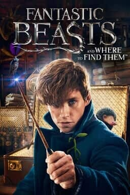 Fantastic Beasts and Where to Find Them - Key Art