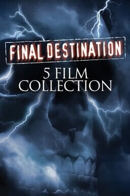 Final Destination 1 - 5 Collection - Key Art