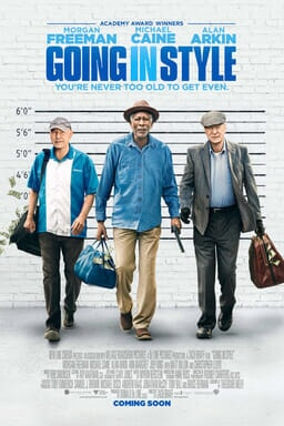 Going In Style - Key Art
