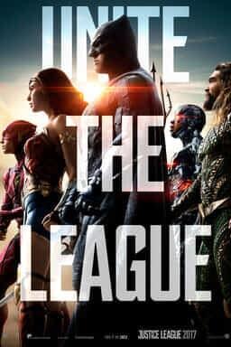 Justice League - Key Art