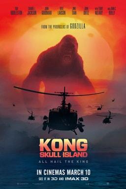 Kong Skull Island - Key Art