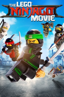 The LEGO Ninjago Movie - Key Art