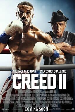 Creed II - Key Art