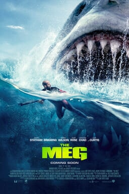 The Meg - Key Art