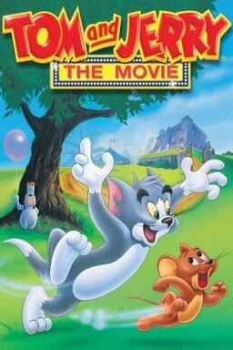 Tom & Jerry : The Movie - Key Art