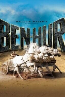 Ben-Hur (1959) - Key Art