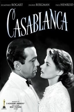 Casablanca (1942) - Key Art
