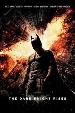 The Dark Knight Rises - Key Art