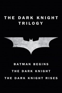 The Dark Knight Trilogy: Ultimate Collector's Edition - Key Art