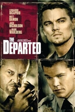 The Departed - Key Art