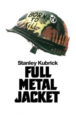 Full Metal Jacket - Key Art